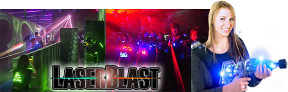 Extreme Laser Tag - Myrtle Beach, SC - Home of the ULTIMATE